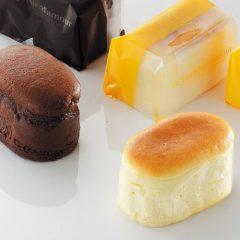 やわらかチーズ&ふんわりショコラ
