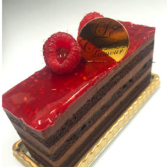 ショコラフランボワ