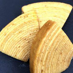 米粉のバームクーヘン