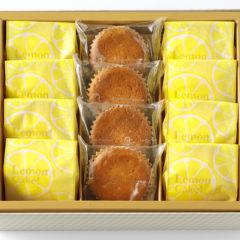 レモンケーキ8個・柚子レトロマドレーヌ4個(5月~8月末販売終了)